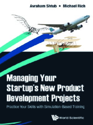cover image of Managing Your Startup's New Product Development Projects